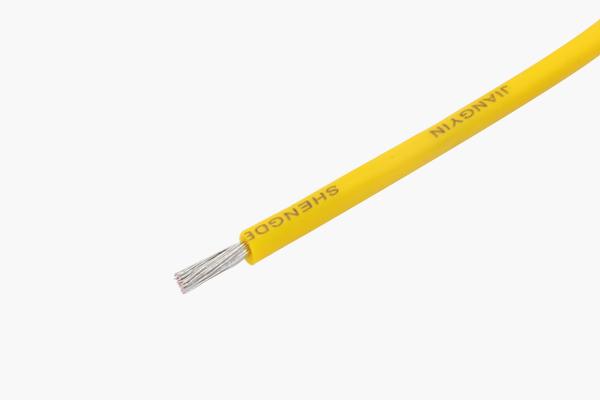 AGR硅橡胶绝缘安装线