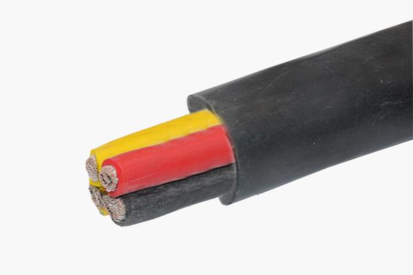 YGZ中型硅橡胶套软电缆